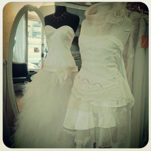 Fortunée, accesorios y vestidos de novia de segunda mano, en París (22/22) | DolceCity.com