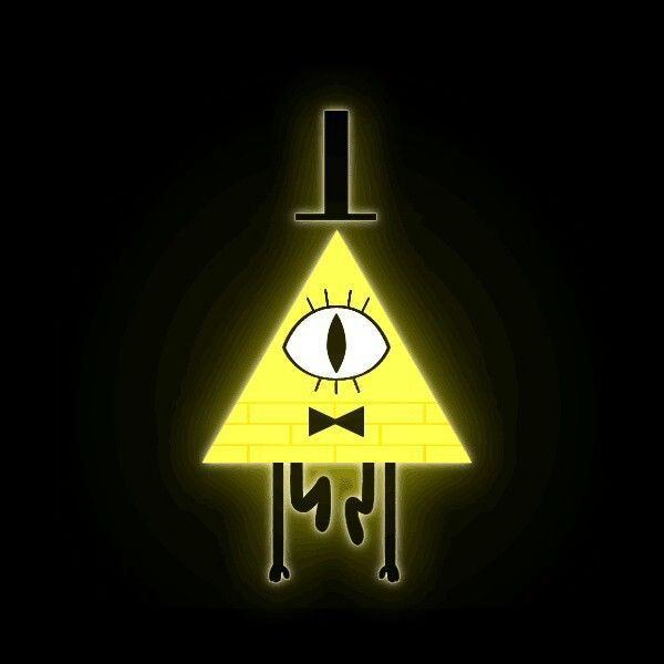 Bill cipher one of the creepiest characters in gravity falls