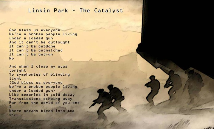 The Catalyst lyrics - linkin park