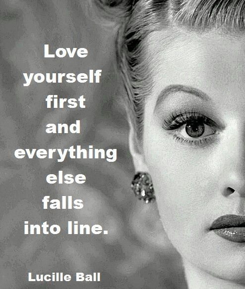 truth spoken by one of my favorite ladies