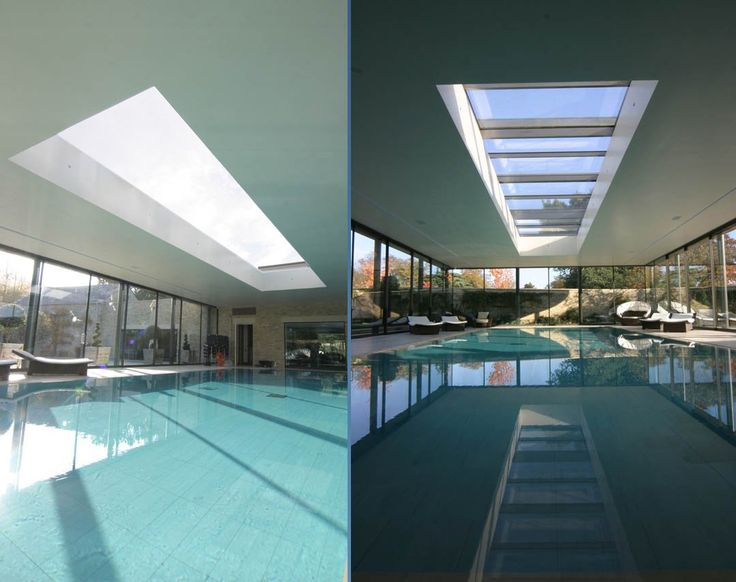 07 028 meia retractable roof over swimming pool 13 pool for Indoor pool with retractable roof