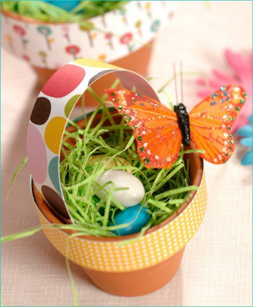 Ostern steht vor der Tür! 17 erstaunliche DIY Osterideen! - DIY Bastelideen