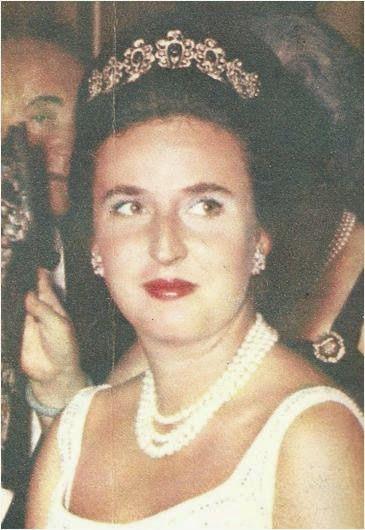 La Infanta Pilar, duquesa de Badajoz