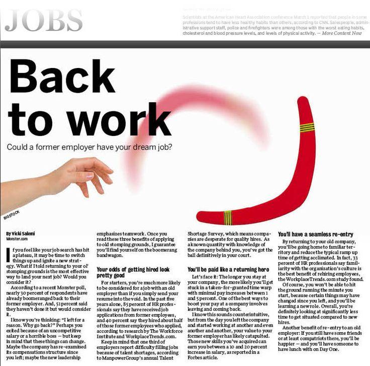 48 best images about Job Advice & Articles on Pinterest