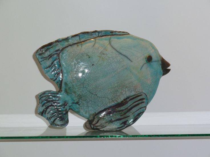 poisson bleu