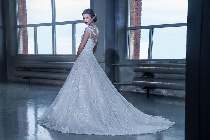 Love Bridal 15229, свадебное платье Love Bridal, wedding dress, невесты 2017, свадебное платье, bride, wedding, bridesmaid dress, prospective bride, best bride, Wedding Dress A-Line