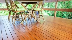 How to stain (and maintain) decks