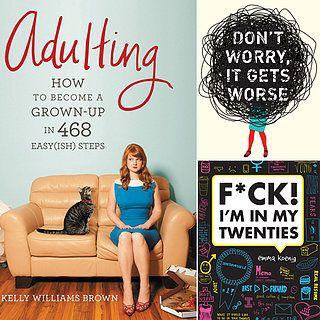 Quarter-Life Crisis Books For Women - a list of books for your best friend: the quarter-life crisis...