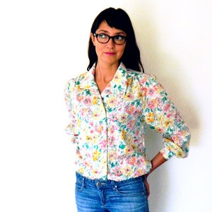 Wildflower Blouse now featured on Fab.
