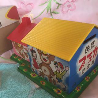 ウルトラマン 当時物 ブリキ貯金箱 ブースカ エンタメ/ホビーのおもちゃ/ぬいぐるみ(キャラクターグッズ)の商品写真