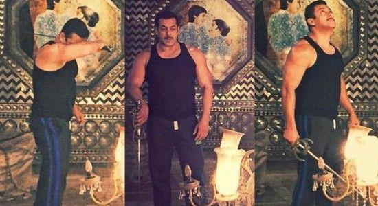 "Salman khan's ""Prem Ratan Dhan Pao"" look Revealed"