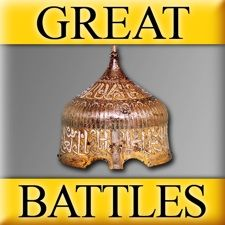 Constantinope 1453 Great Battle app, describing the fall of the Byzantine capital (later renamed Istanbul)