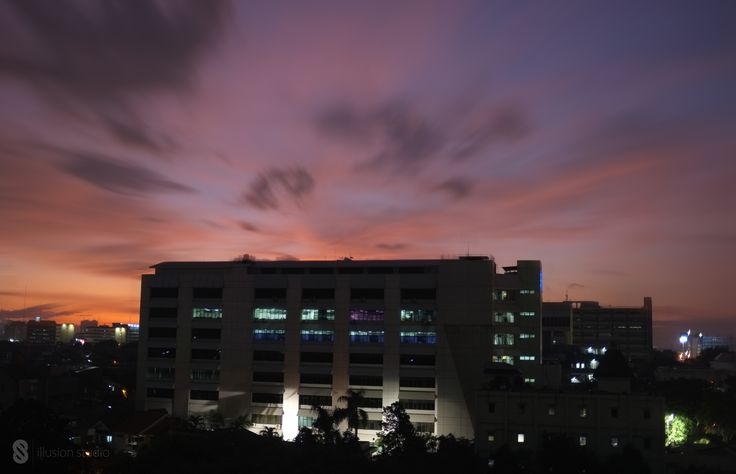 Trisakti University building - Jakarta