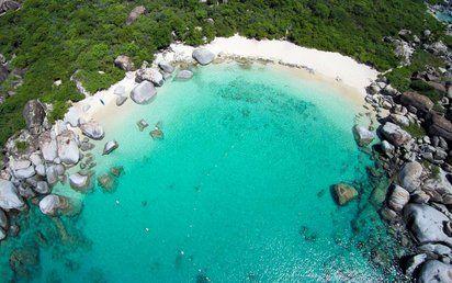 Devil's Bay, Virgin Gorda, British Virgin Islands