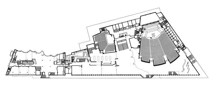 Alvar Aalto, Gmach Kongresowo-koncertowy, Finlandia, okładzina marmurowa