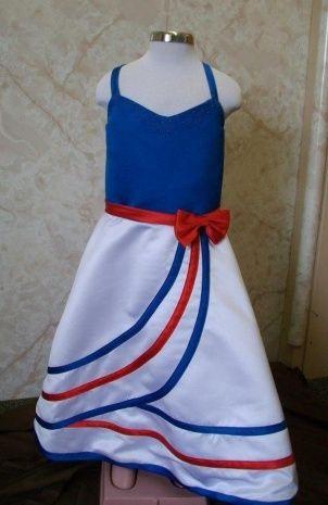 Patriotic Dresses For Girls