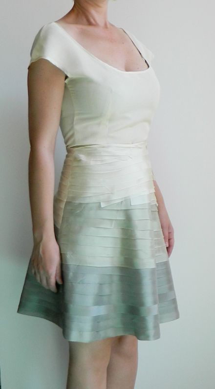 Rochia Pastel Stripes de handmademylove Breslo