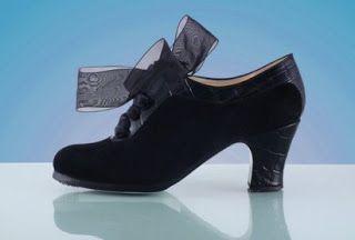 Zapato Flamenco Begoña Cervera