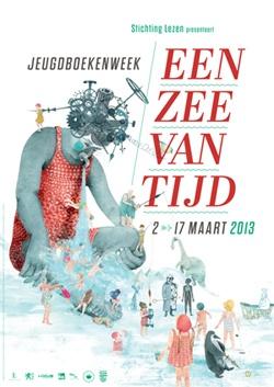 Van 2 tot 17 maart vindt de Jeugdboekenweek plaats. De Jeugdboekenweek is zo leuk dat ze twee weken duurt: een zee van tijd dus om te lezen en om mee te doen aan onze leuke activiteiten!