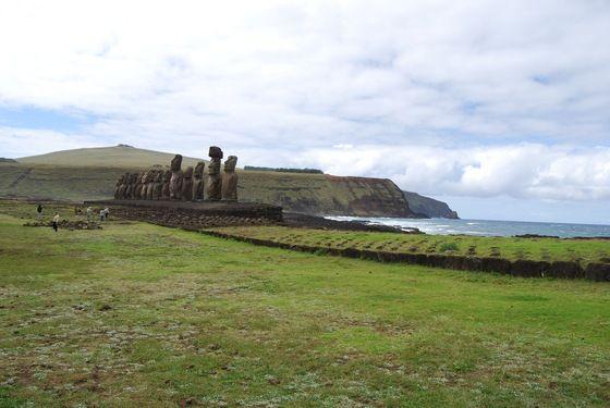 Uno degli ultimi posti veramente remoti, l'isola di #pasqua. #buongiorno