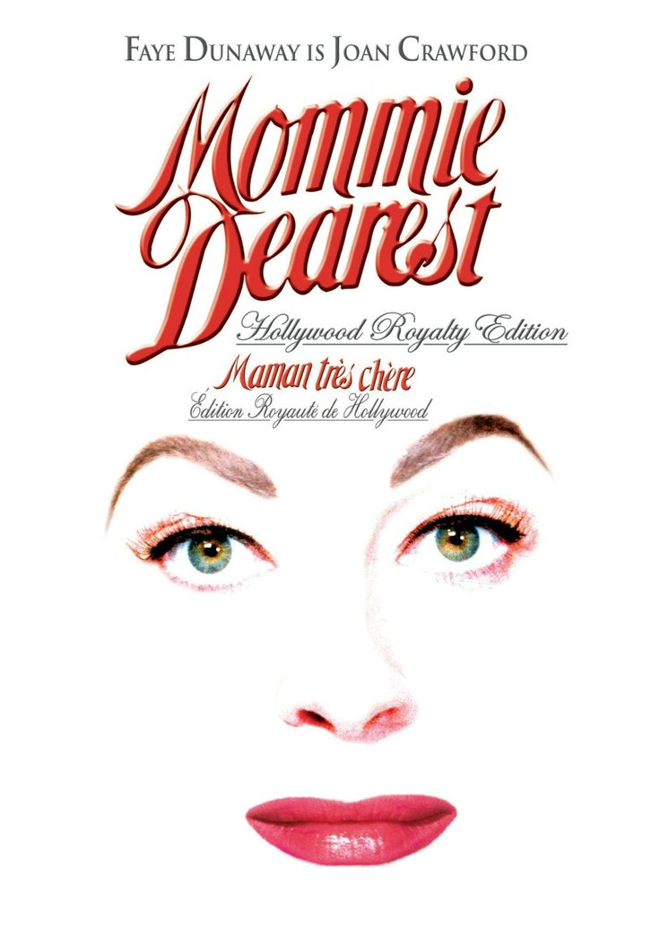 Mommie Dearest | MOVIE trailer, cast info, photos, movie review and more on TVGuide.com.
