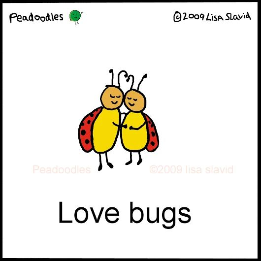 Tag your love bug #peadoodles #love #valentines #lovebug #bug #pun #positive #punny #support #kindness