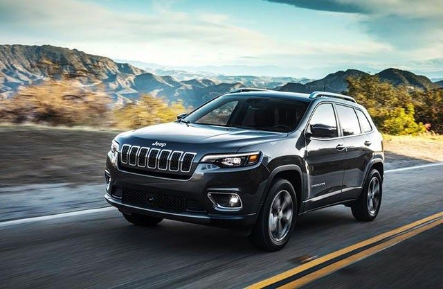 2020 Jeep Grand Cherokee Redesign Srt Jeep Grand Jeep Grand