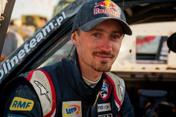 Adam Małysz. Dakar Rally 2012.
