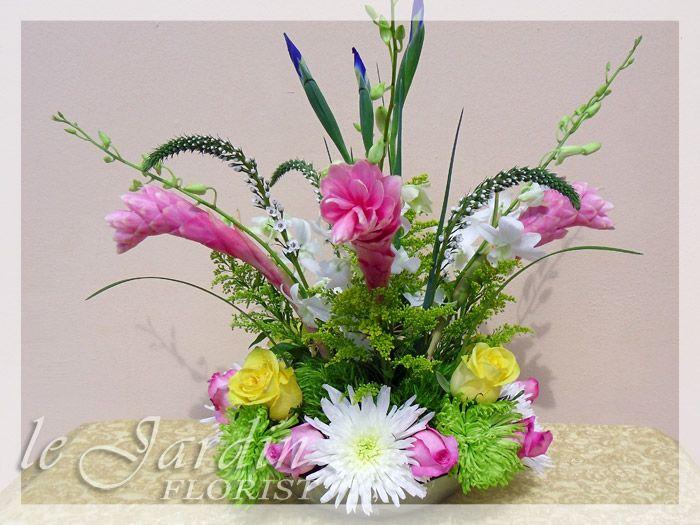 We Deliver Flowers To: North Palm Beach Juno Beach Palm Beach Gardens  Singer Island Lake Park Jupiter Tequesta ...