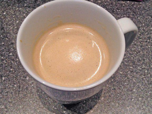 Kann kugelsicherer Kaffee helfen, Gewicht zu verlieren