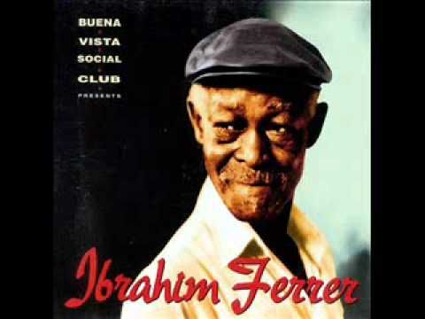 "IBRAHIM FERRER "" Dos Gardenias "" with Buena Vista Social Club , 1997. - YouTube"