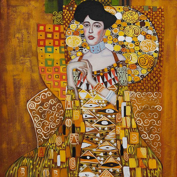 Biography of Gustav Klimt