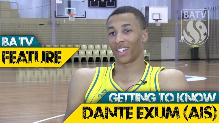 Getting To Know: Dante Exum