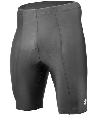 ATD Men's 6 Panel Gel Padded Cycling Shorts