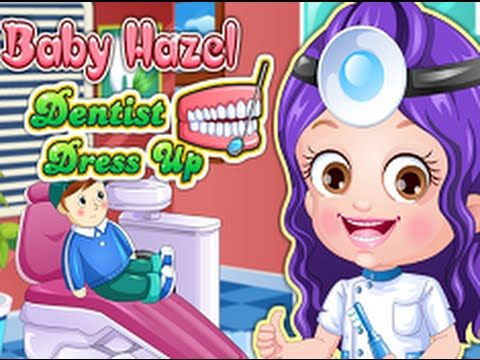 Baby Hazel Games | Dress up Games - DENTIST | Baby Games | Free Games | ...