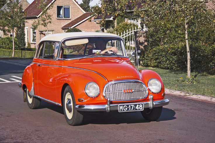 '62 Auto Union 1000 Super