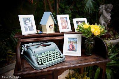 Decoração de um charmoso Mini-Wedding - Peguei o Bouquet