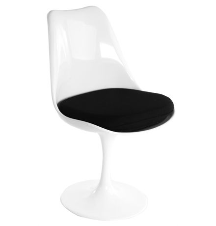 Replica Eero Saarinen Plastic Tulip Chair main image