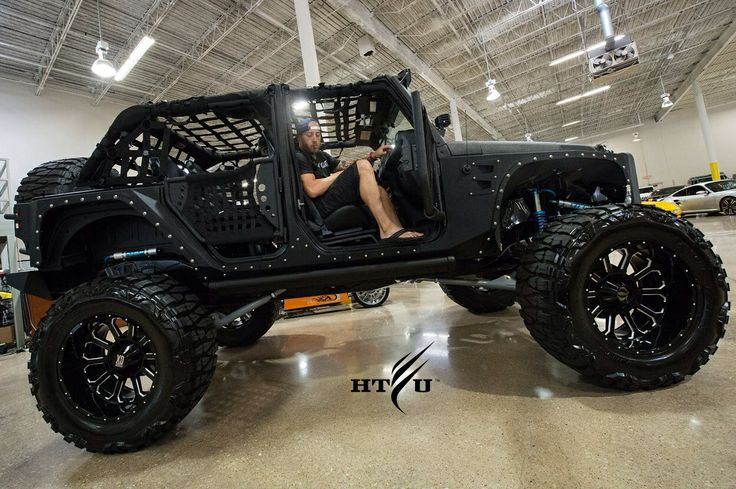 White Lifted Jeep >> Oh Yes! Body Armor ((smitty built xrc)) | Jeep Porn ...