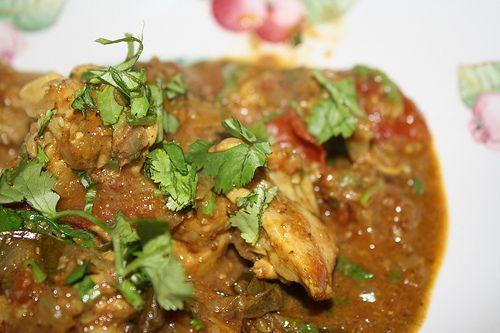 Anjum+Anand's+Punjabi+Chicken+Curry+Recipe