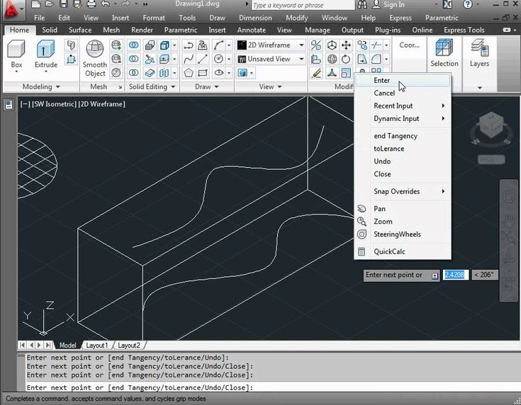 Drawing Smooth Lines In Autocad : Best autocad learning material images