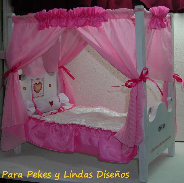 117 best images about dormitorios de princesas on pinterest - Camas de princesas ...