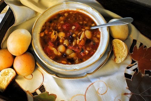 Life as Lou - Minestrone Soup