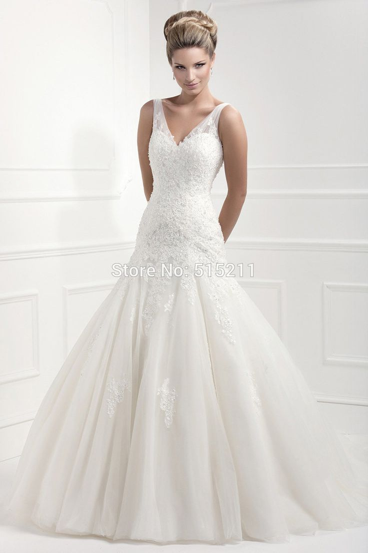100 best Brautkleid images on Pinterest | Bridle dress, Wedding ...
