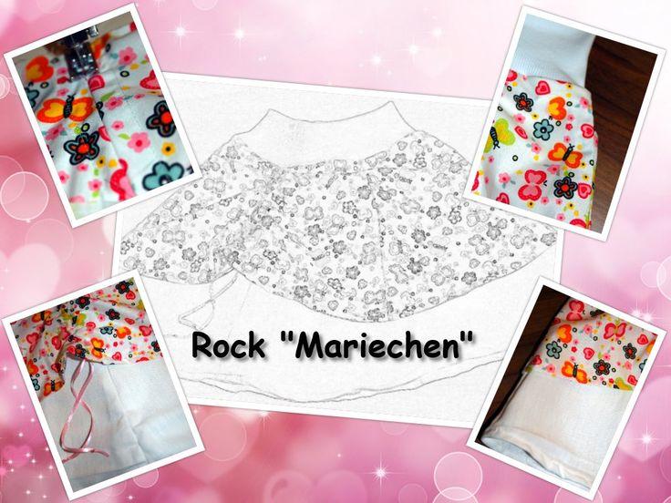 Freebook Rock Mariechen Gr  92-158