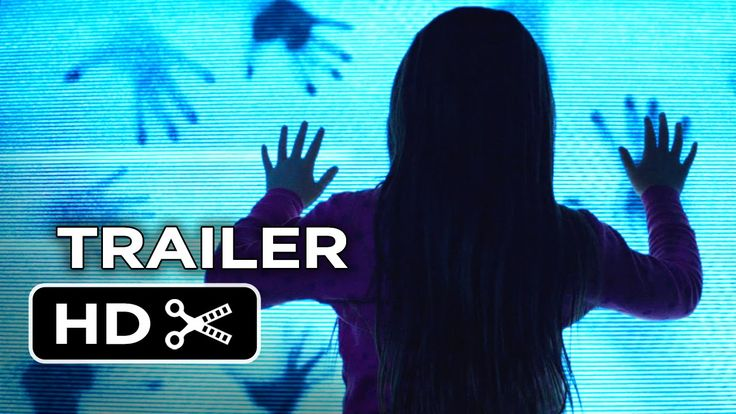 Poltergeist Official Trailer #1 (2015) - Sam Rockwell, Rosemarie DeWitt ...