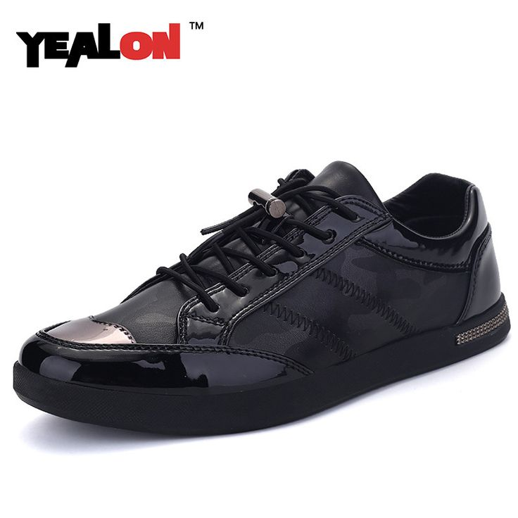 Men's Fashion Lace-up Synthetic Outdoor Climbing Hiking Loafers Casual Shoes