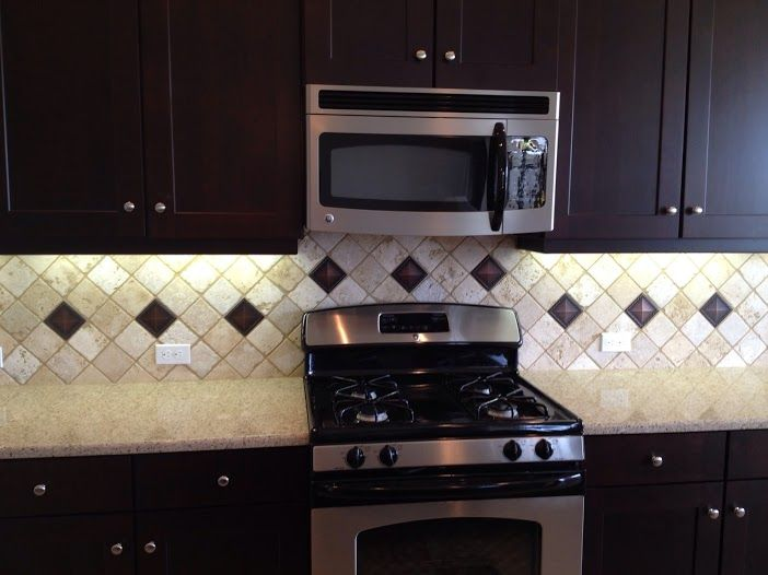 299 best our tile work images on pinterest for 4x4 kitchen ideas