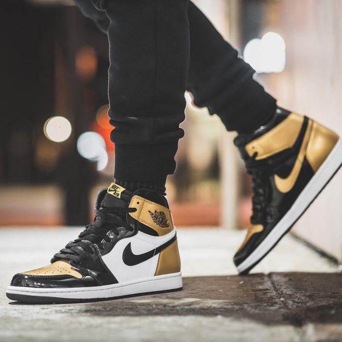 jordan 1 high gold