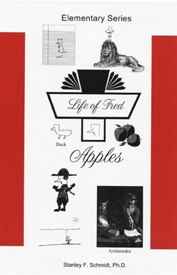 Picture of Life of Fred Apples